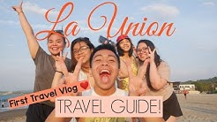 LA UNION TRAVEL VLOG! First Travel Vlog for 2020 ❤️ (with budget + itinerary)