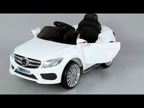 Электромобили Barty Mersedes Benz S600 AMG