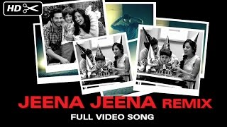 Jeena Jeena Remix Full Video Song | Badlapur