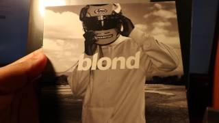 Gambar cover Frank Ocean - Blonde Unboxing