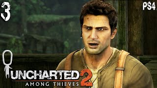 Let's Play ► Uncharted 2: Among Thieves - Part 3 - The Dig [Blind][Drake Collection]