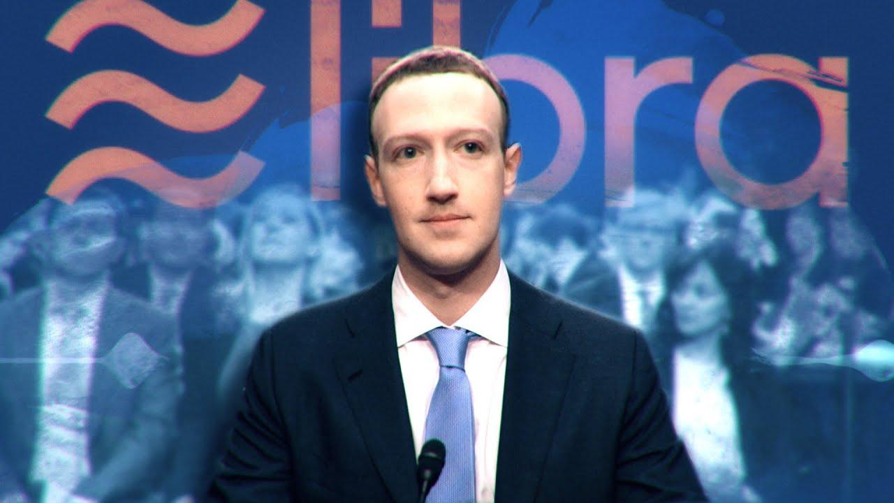 Live: Zuckerberg defends Facebook cryptocurrency before Congress