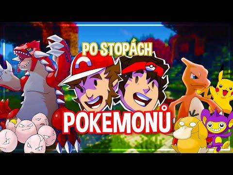 LEGENDÁRNÍ POKEMON!   Po Stopách Pokemonů #3