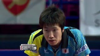 ittf world tour polish open 2016 qf mizutani jun vs takakiwa taku 水谷隼