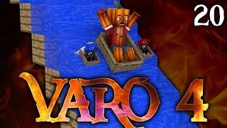 DIE GRÖßTE WASSERRUTSCHE IN VARO!  - Minecraft VARO 4 #20 | DieBuddiesZocken
