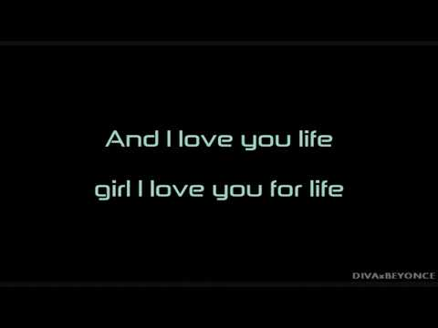 Before I Met You - Usher [with lyrics on screen]