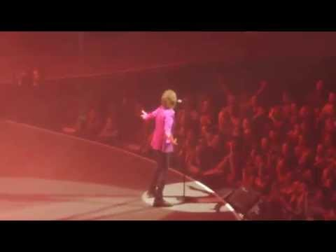 The Rolling Stones-  Out of Control, Live @ Perth, Australia, 1.11.2014