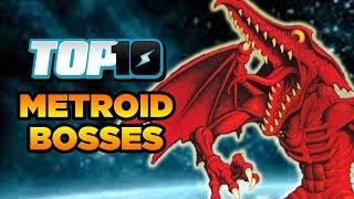 Top 10 Metroid Boss Battles
