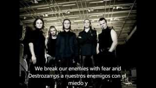 Apocalyptica Life Burns Feat.Lauri Ylonen Subtitulada / Lyrics