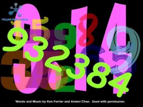 """Mathematical PI"" (The PI song with lyrics!)"