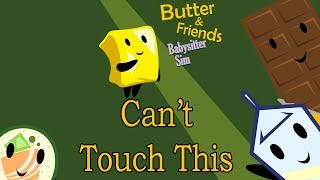 Butter & Friends: Can