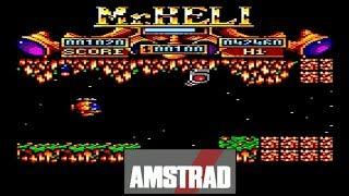 Amstrad CPC 464 Games - Mr Heli