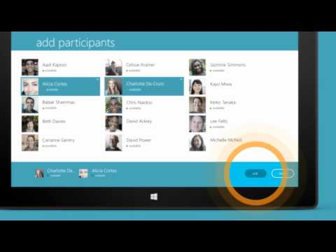 Skype Essentials For Modern Windows: How To Set Up A Group Chat