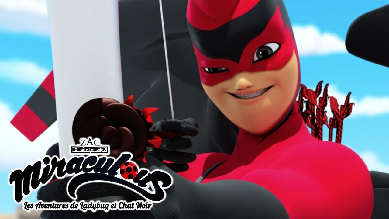 Miraculous Ladybug Le Dislocoeur Les Aventures De Ladybug Et
