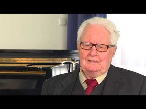 Hans Jochen Vogel - Ex-Oberbürgermeister - Stadtgespräch München