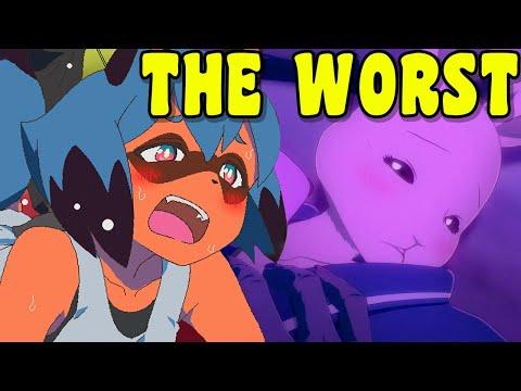 Demon Beast Woman Transformationиз YouTube · Длительность: 39 с