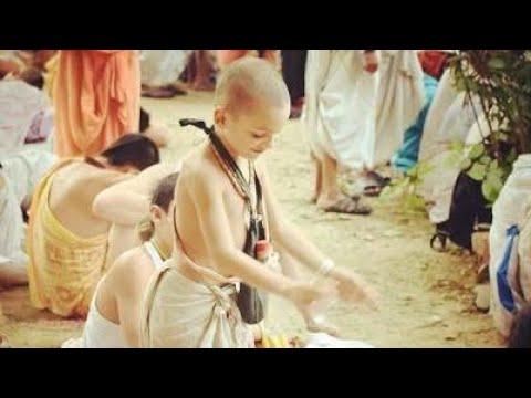 Iskcon Mayapur Gurukul Devotees in Ajmer