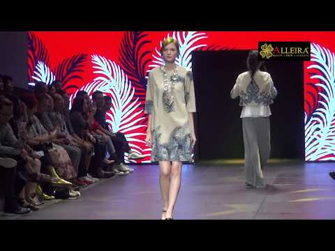 Alleira Batik Fashion Show at Plaza Indonesia Fashion Week 2017 - Seq 2