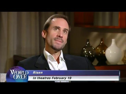 World Over - 2016-02-11– 'Risen' movie, Joseph Fiennes with Raymond Arroyo