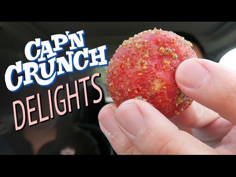 Cap'N Crunch Donuts