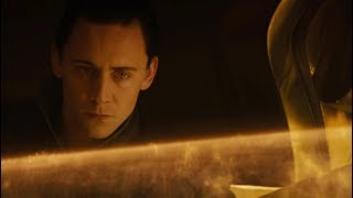 Thor 2011 Deleted Scene - Loki becomes king EDITED 1080p