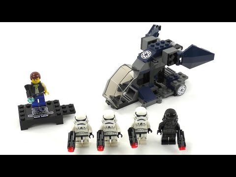 Repeat Lego Star Wars Custom KUS MTT (multi-truppen