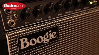 【IKEBE channel】試奏:Mesa Boogie Fillmore50 1×12 Combo