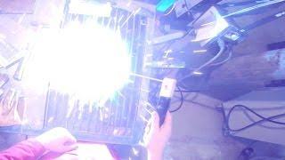 Функция ANTISTICK (нет залипания электрода) на сварочном инверторе Pico162 от EWM(При начале сварки требуется произвести поджиг дуги. Нередко это приводит к залипанию электрода на изделии...., 2014-04-14T12:13:55.000Z)