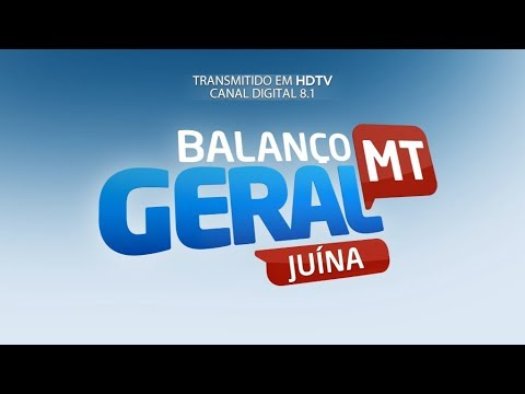 BALANÇO GERAL JUÍNA HD - AO VIVO - 30-03-2020