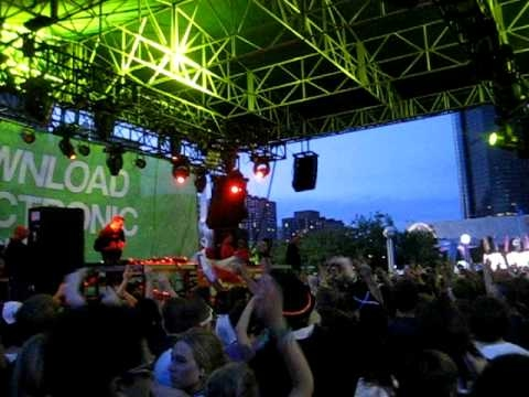 benny benassi - DEMF 2009