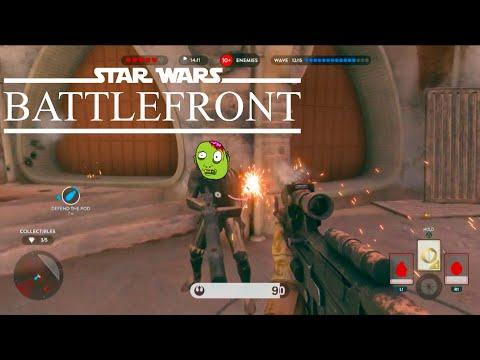 Star Wars Battlefront - ZOMBIE APOCALYPSE