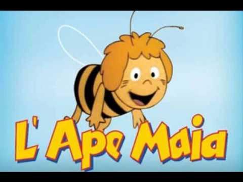 L'ape Maia - sigla completa