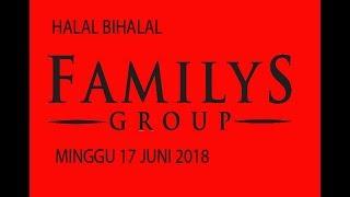 live halal bihalal familys group artis