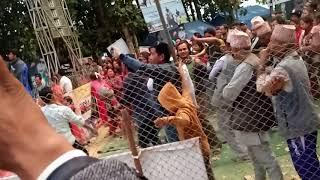 pashupati sharma $ radhika hamal at nuwakot mahotshav2074