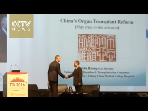 China commits to continue organ transplantation reform