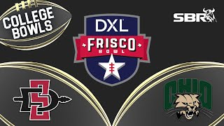 San Diego State vs Ohio NCAAF Picks | 2018 Frisco Bowl Picks Against the Spread