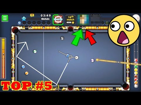 8 Ball Pool - PERFECT SPIN SHOT (LOS ANGELES DAY 3 HIGHLIGHTS)