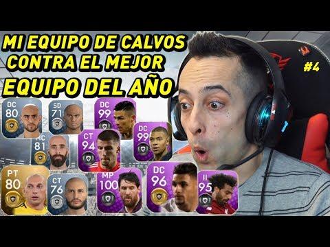 Mis Calvos Vs el Mejor Equipo del Año myClub PES 2019 Equipos Condicionados #4