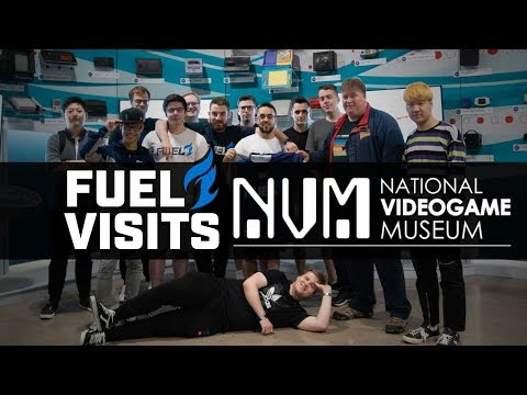 Burning Blue - Episode 4 - National Video Game Museum