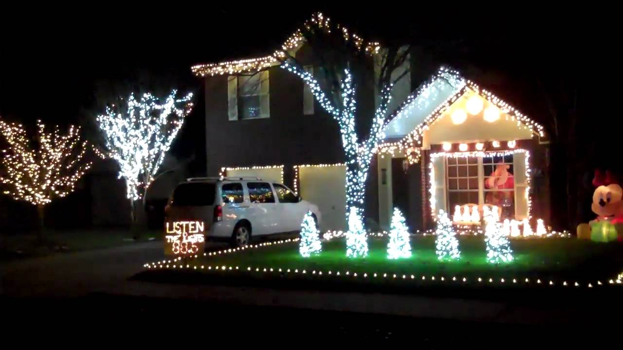 thx intro christmas lights round rock tx