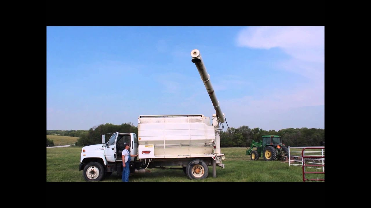 1992 GMC TopKick feed delivery truck for sale | sold at ...