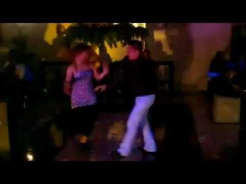 Luis Alberto Rodriguez luis y tita bailando Conexxion tejana