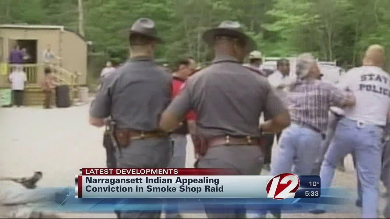 Indian Smoke Shop >> Smoke Shop Raid Conviction