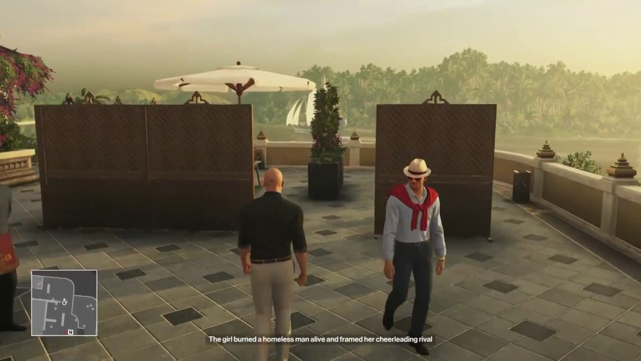Hitman Game Of The Year Edition Walkthrough Gameplay Part 5 Youtube