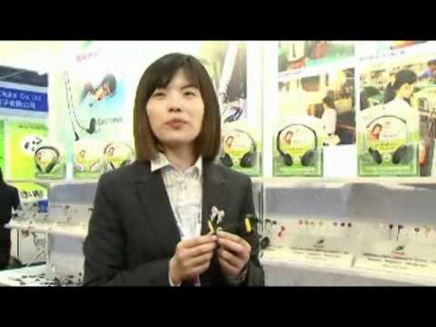 Earphones From Shenzhen Jinma Communication Co.,Ltd  At Electronics & Components Show