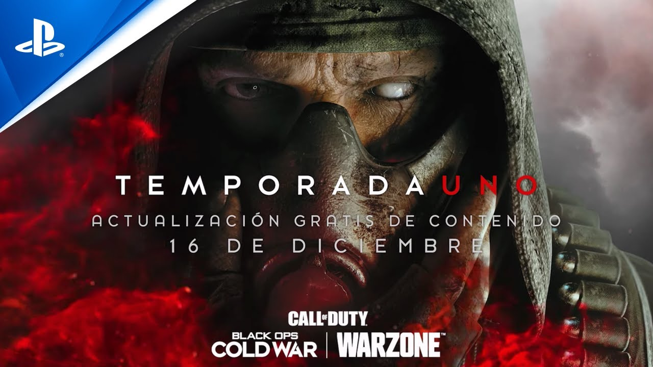 Call of Duty: Black Ops Cold War & Warzone | Tráiler PS5 Temporada 1 en ESPAÑOL| PlayStation España