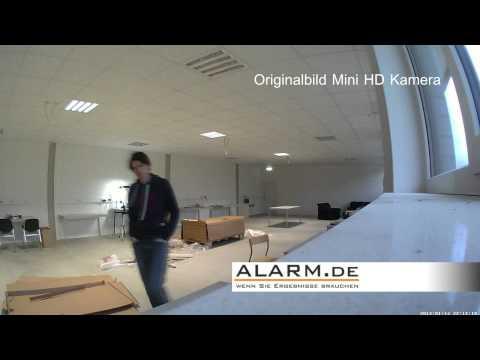 mini hd berwachungskamera mit nachtsicht im test mit. Black Bedroom Furniture Sets. Home Design Ideas