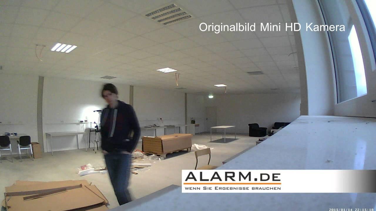 mini hd berwachungskamera mit nachtsicht im test mit bewegungssensor und ger uschaktivierung. Black Bedroom Furniture Sets. Home Design Ideas