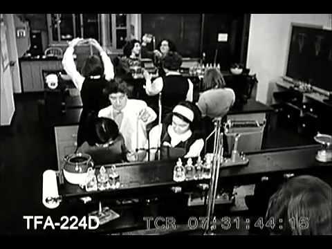 Youth Forum Attends Brearley School (1964)