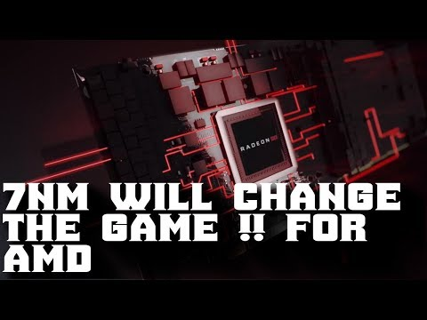 The Truth About Navi And Zen 2!! AMD Bets Big On 7nm!